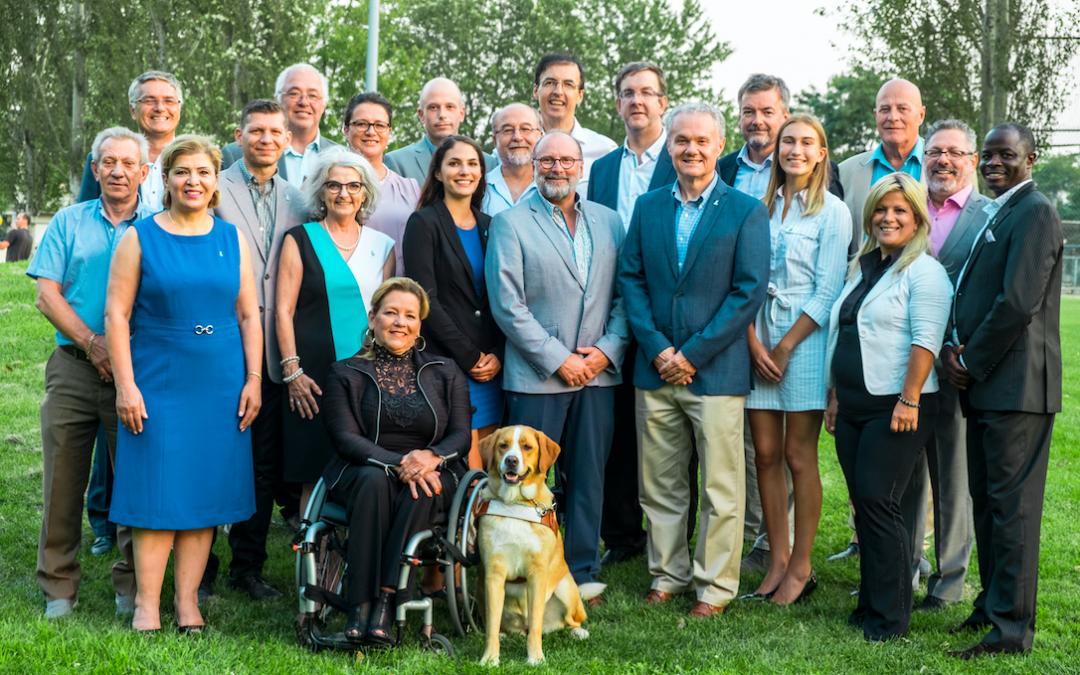 Le Parti Laval-Équipe Michel Trottier complète son équipe de candidats